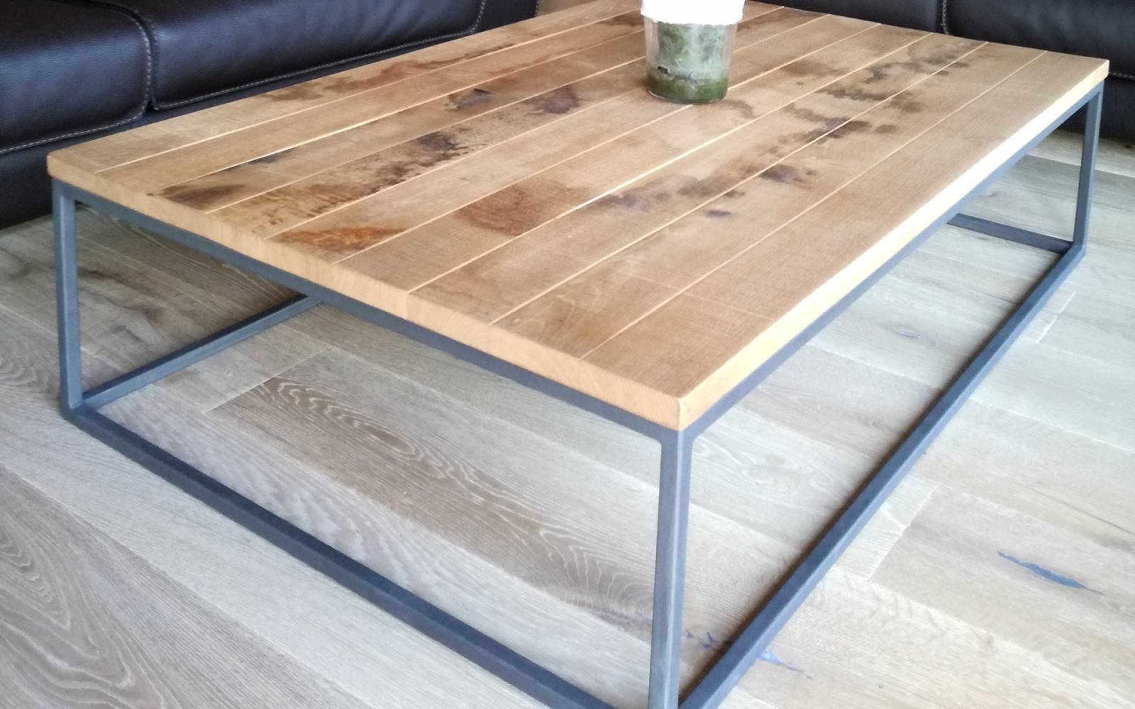 Table En Bois Massif Dartisan