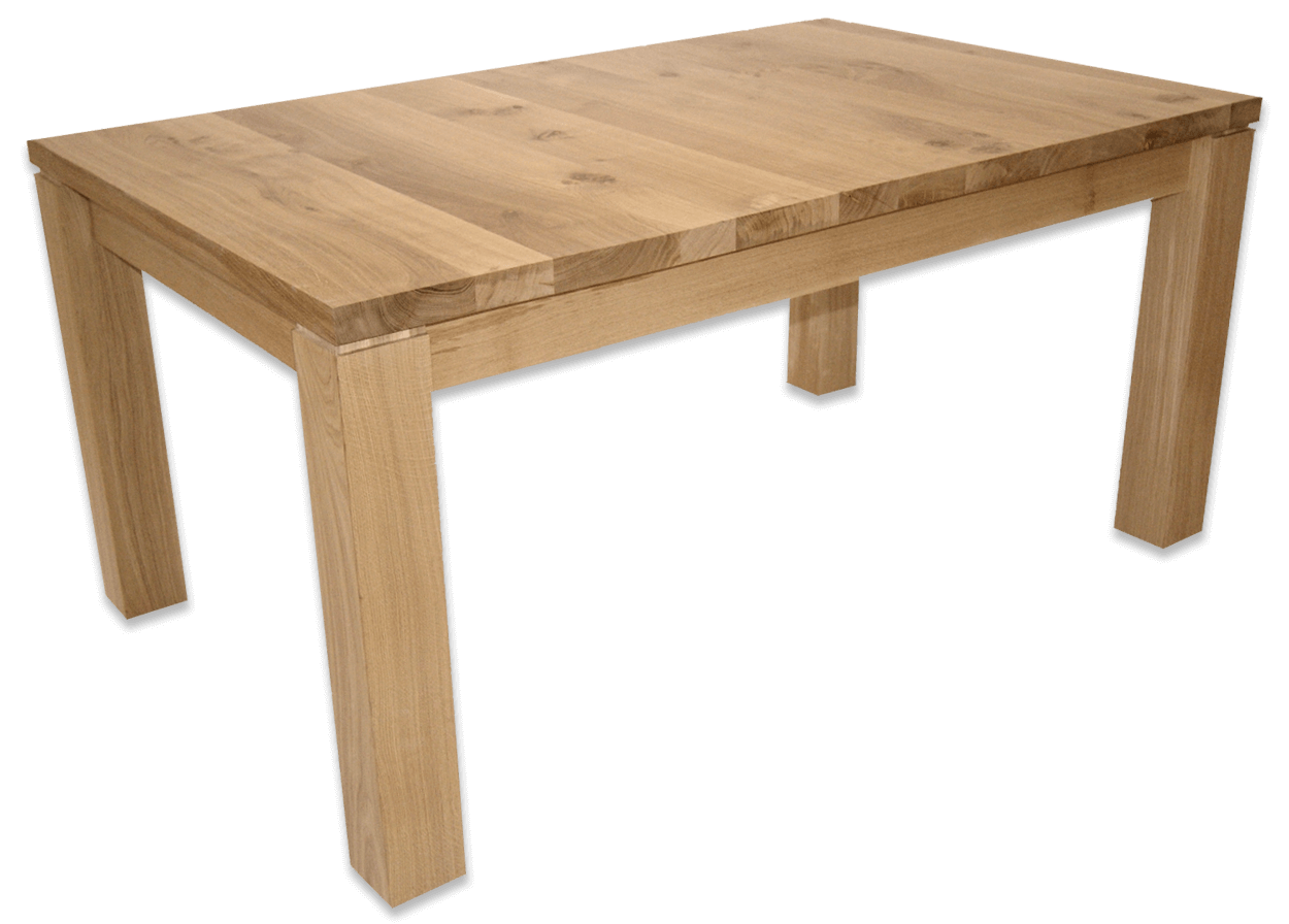 Table Bois Chene Massif