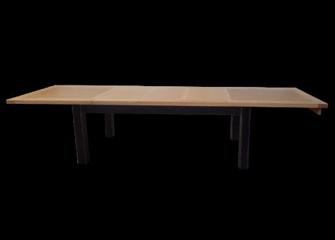 Nos Tables A Allonges En Bois Massif Table A Allonges Industriel