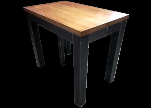 Nos consoles tables extensibles en bois massif cr ation Table bois metal extensible